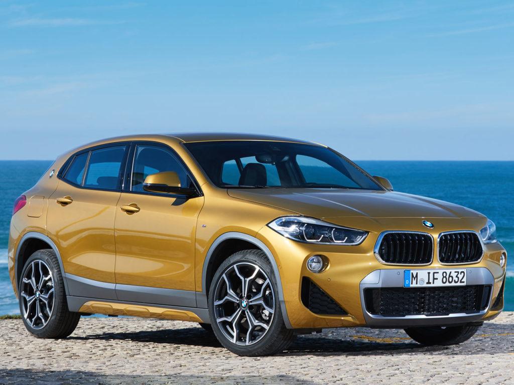 BMW X2 xDrive18d M Sport X