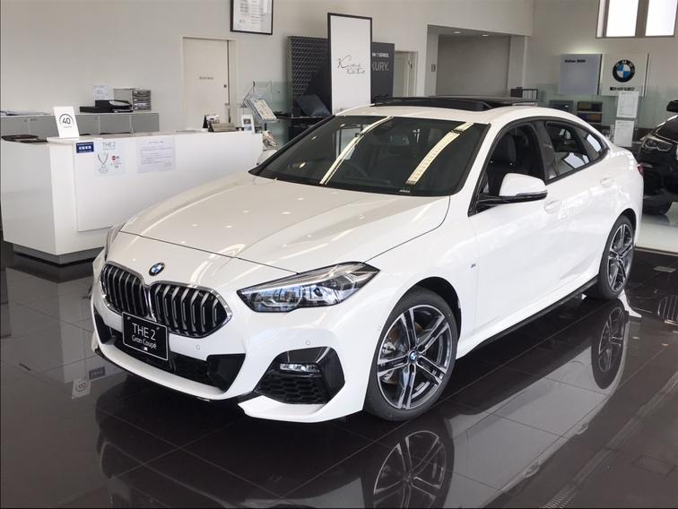BMW 218i グランクーペ M Sport
